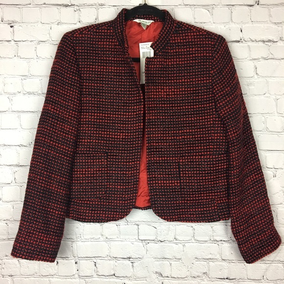Austin Reed Jackets Coats 5 For 25 Sale Austin Reed Sparkly Cherry Blazer Poshmark